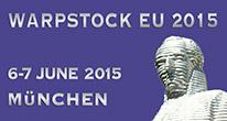 Logo of Warpstock Europe 2015